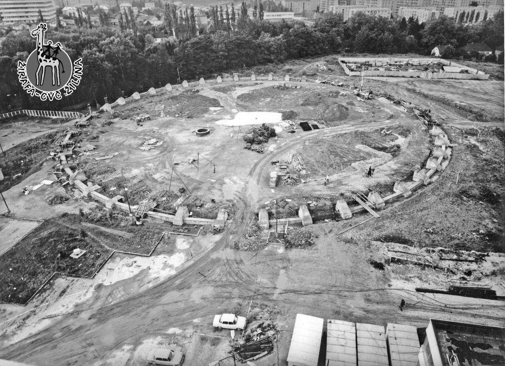 FOTO: 33 záberov z výstavby športovej haly na Bôriku v Žiline, foto 13