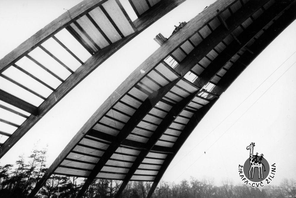 FOTO: 33 záberov z výstavby športovej haly na Bôriku v Žiline, foto 23