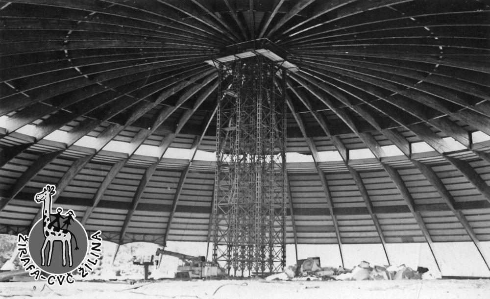 FOTO: 33 záberov z výstavby športovej haly na Bôriku v Žiline, foto 27