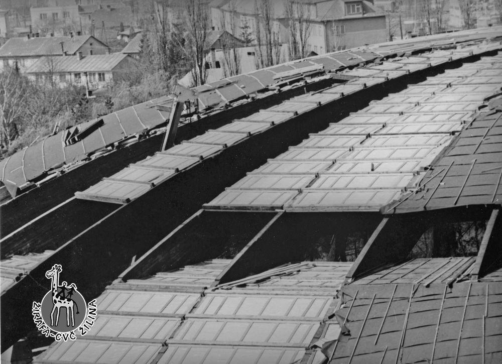 FOTO: 33 záberov z výstavby športovej haly na Bôriku v Žiline, foto 28