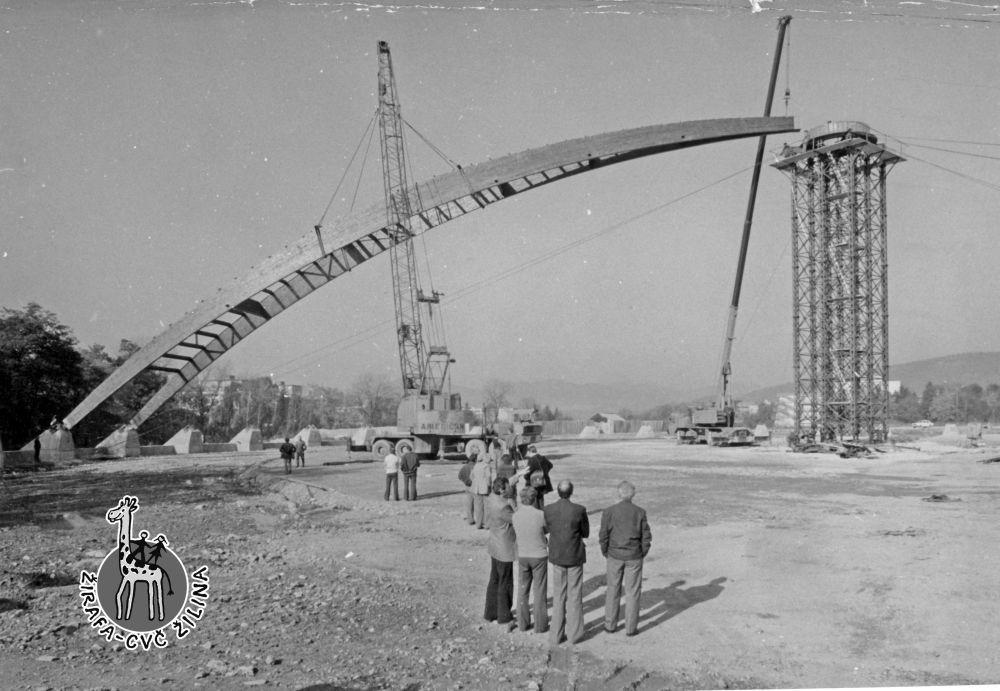 FOTO: 33 záberov z výstavby športovej haly na Bôriku v Žiline, foto 31