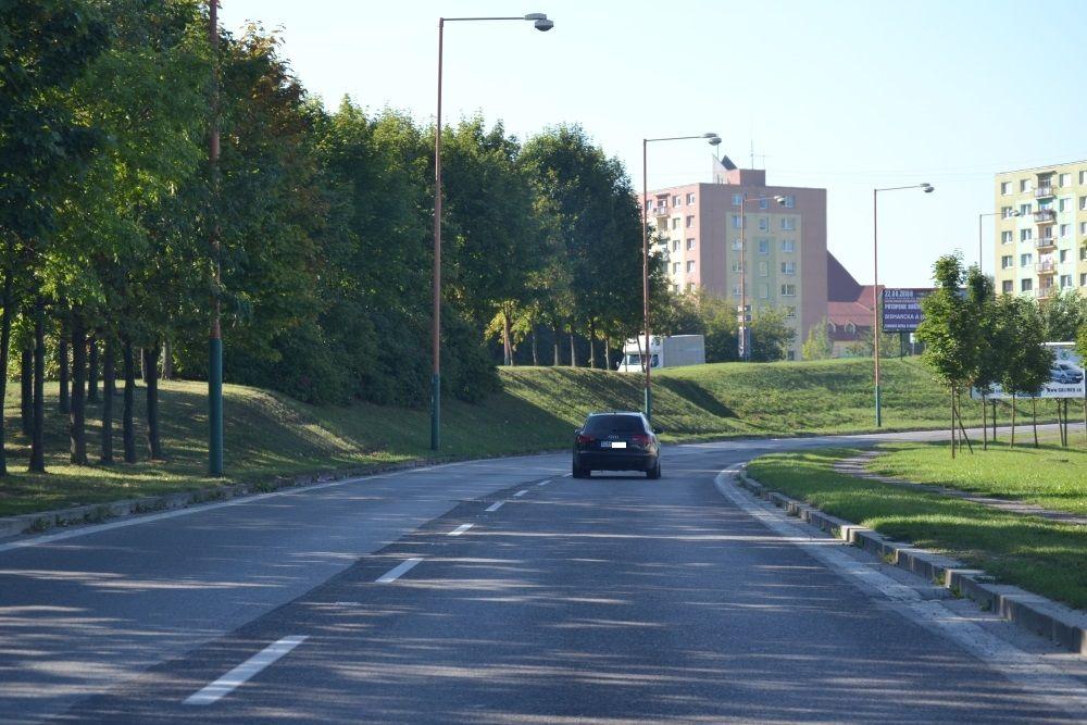 Odstránenie dopravných značiek 70 km/h na Nemocničnej, foto 2
