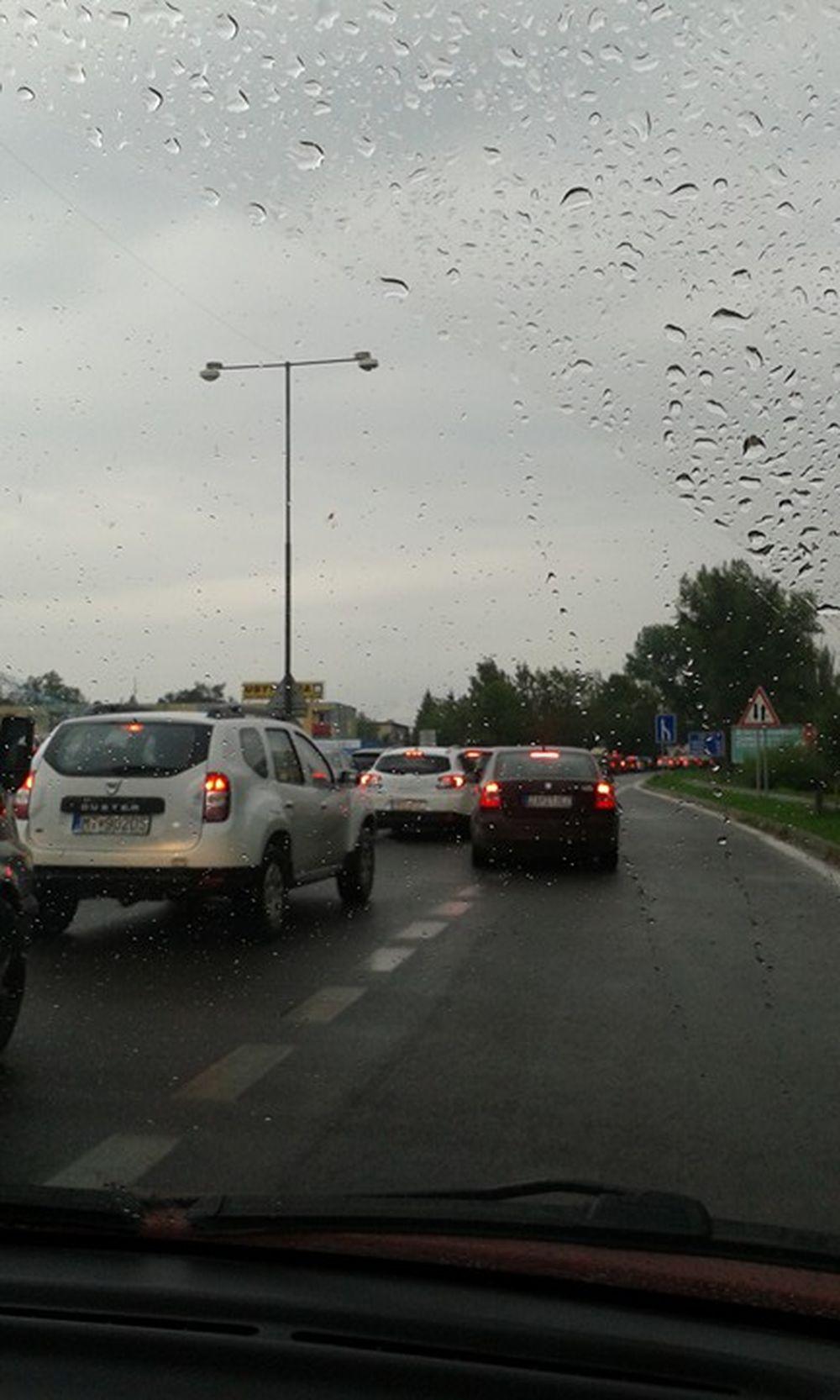 Kolóny v Žiline 25.9.2015, foto 1