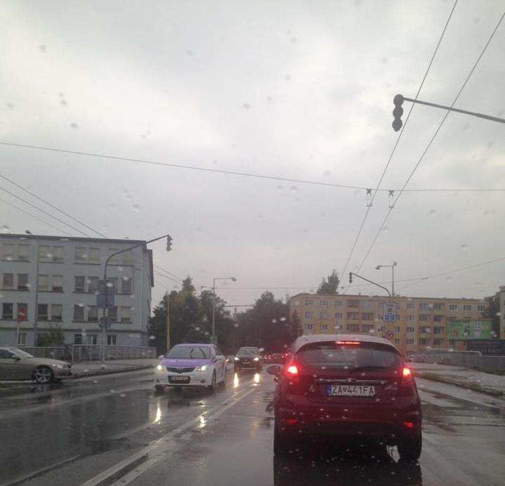 Kolóny v Žiline 25.9.2015, foto 5