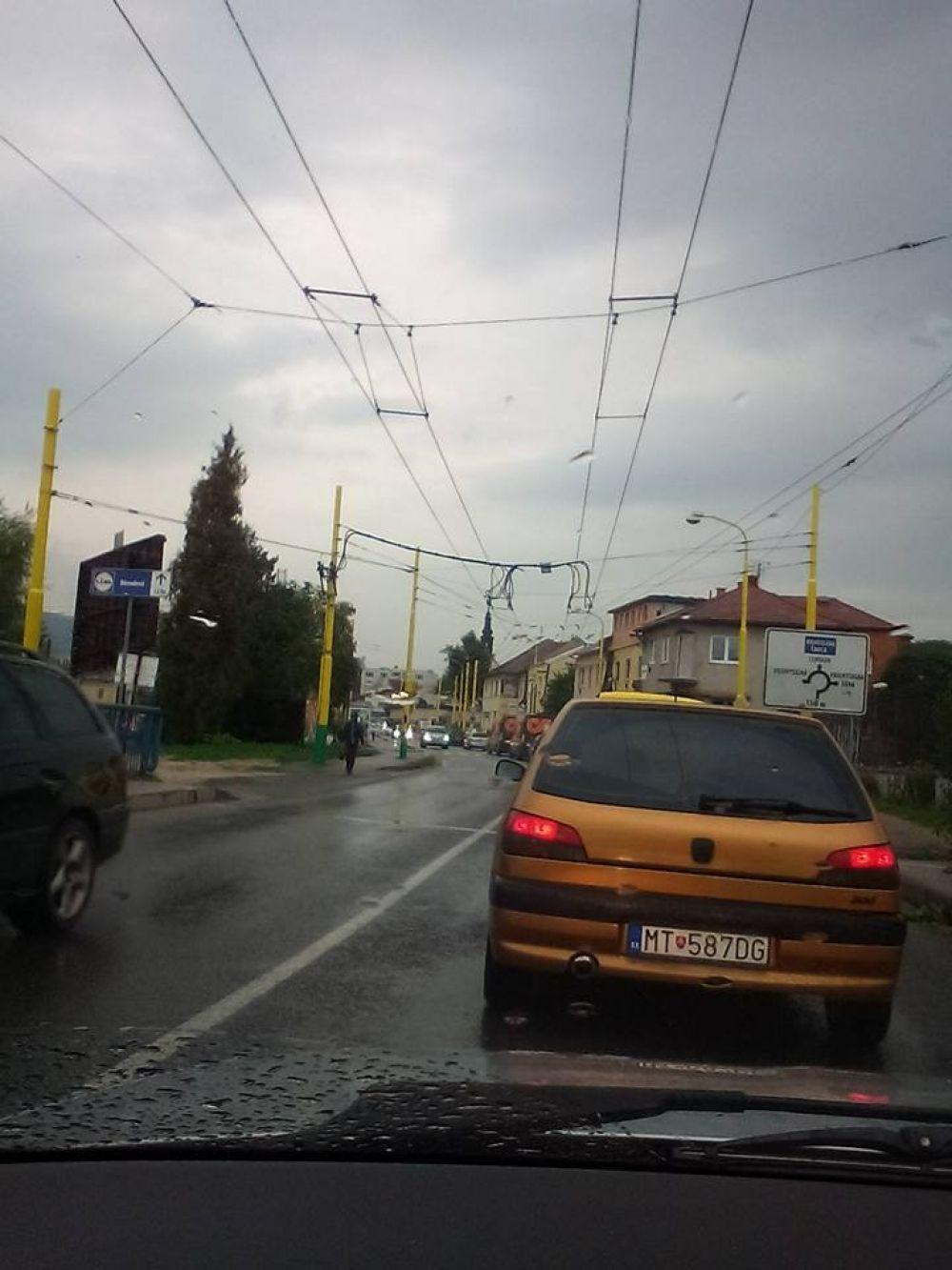 Kolóny v Žiline 25.9.2015, foto 6