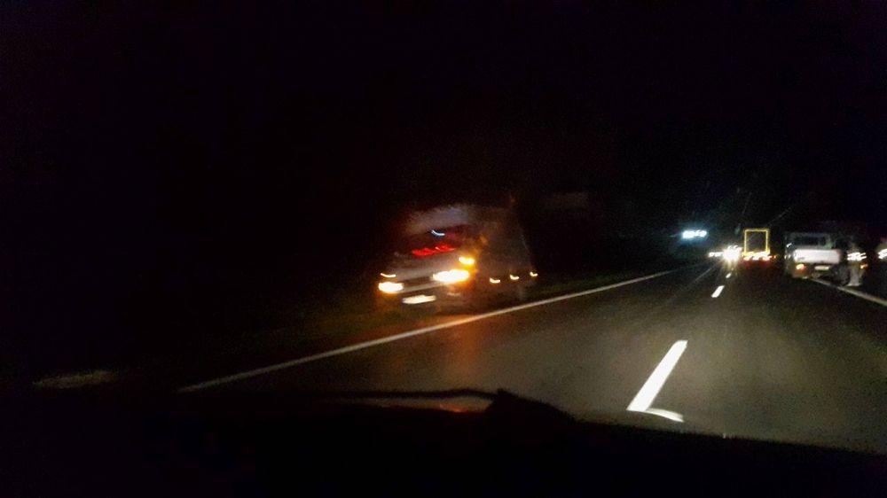Večerné nehody v Mojšovej Lúčke a na Solinkách 17.10.2015 , foto 2