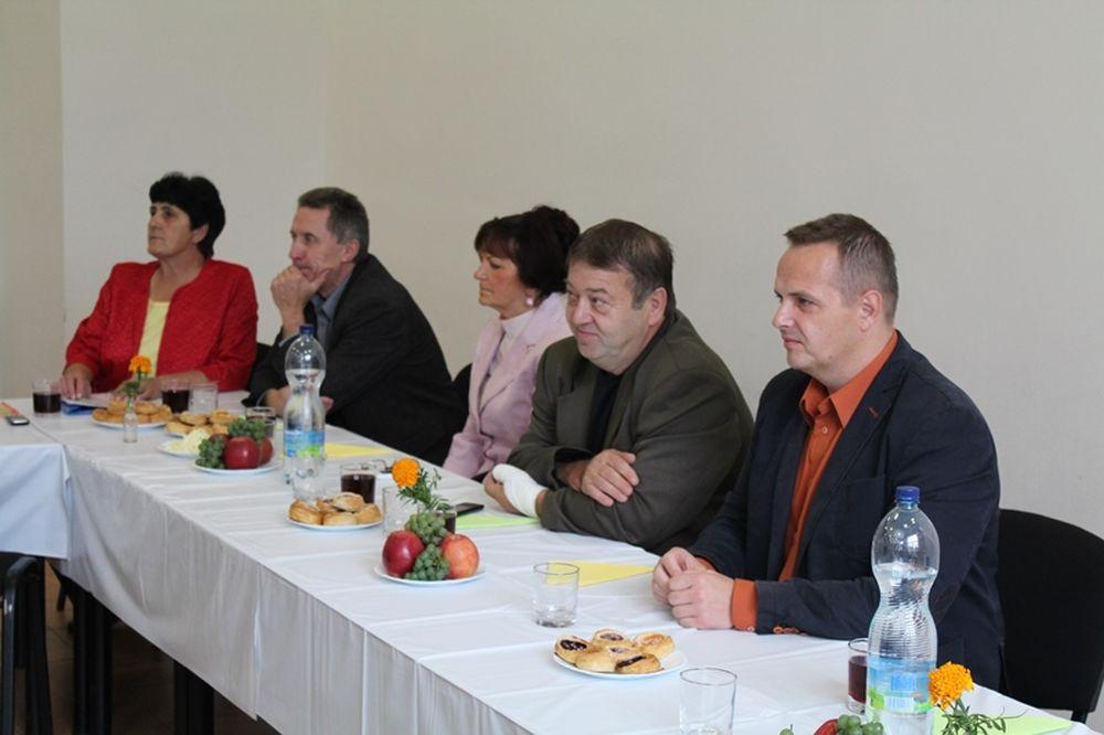Primátor so zástupcami si uctili seniorov aj v mestských častiach Žiliny, foto 1