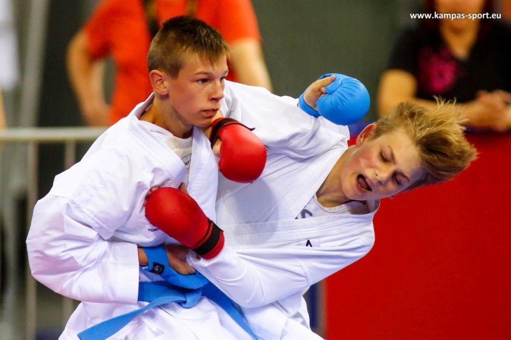 Karate Klub Žilina vybojoval 4 medaily pre Žilinu na SP v Galante, foto 3