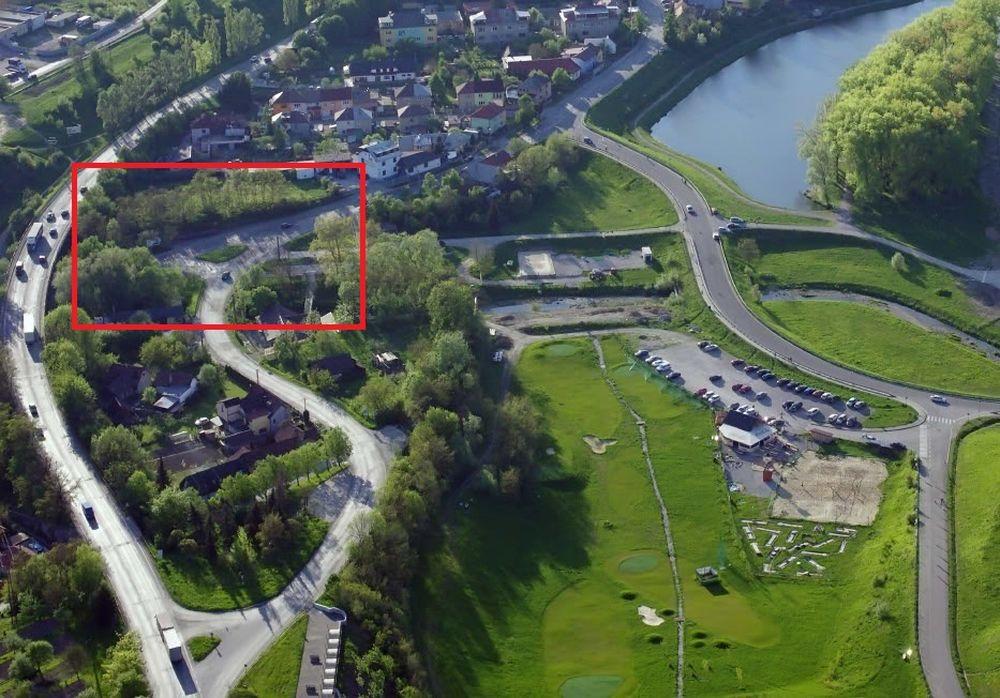 Plánovaný kruhový objazd na Rosinskej ceste, foto 3