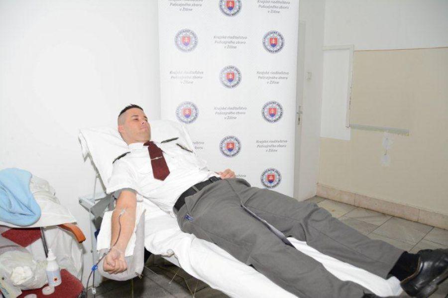 Policajná kvapka krvi 2015, foto 2