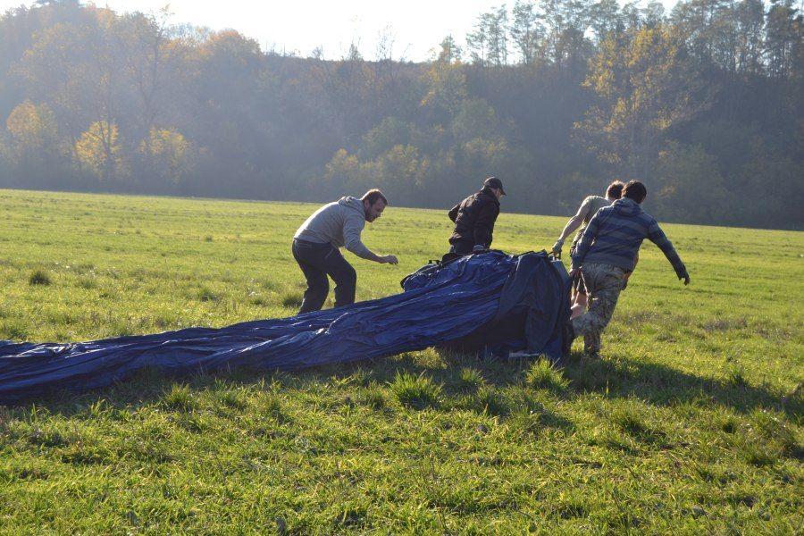 Let balónom od spoločnosti Balónom.sk, foto 2