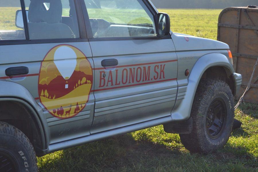 Let balónom od spoločnosti Balónom.sk, foto 4