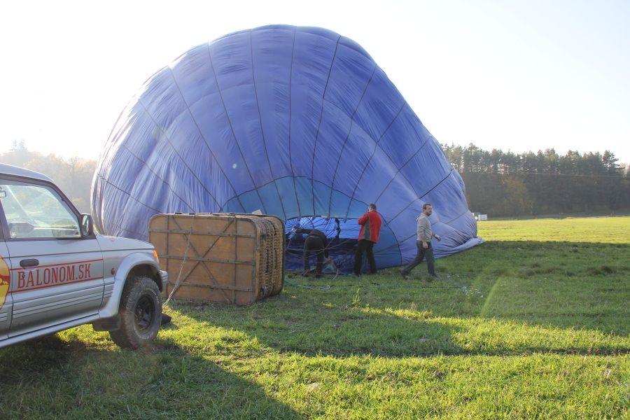 Let balónom od spoločnosti Balónom.sk, foto 6