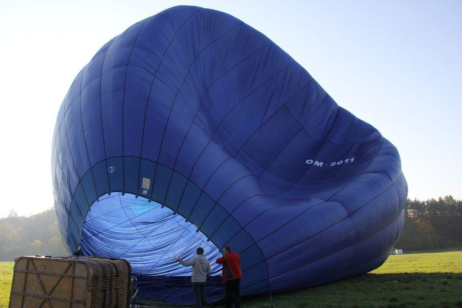 Let balónom od spoločnosti Balónom.sk, foto 8