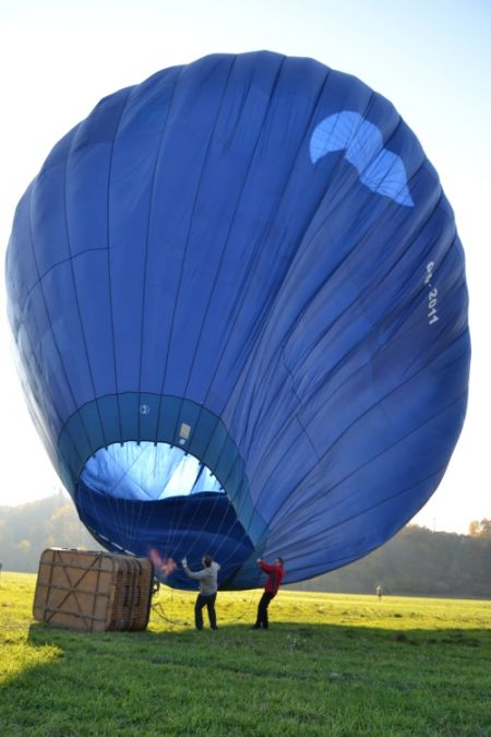 Let balónom od spoločnosti Balónom.sk, foto 13