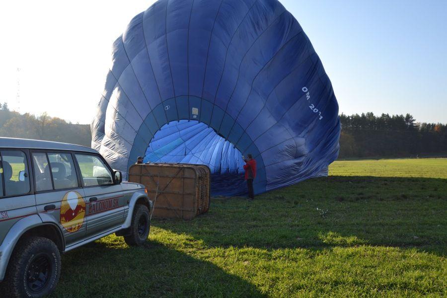 Let balónom od spoločnosti Balónom.sk, foto 10
