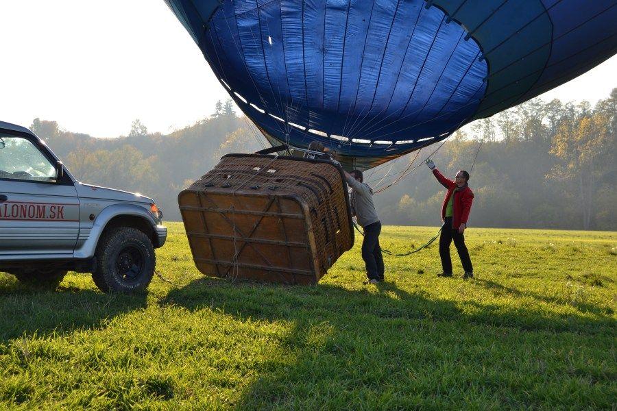 Let balónom od spoločnosti Balónom.sk, foto 15