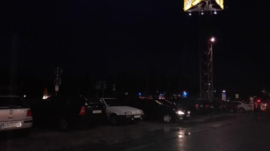 Dopravná nehoda na ulici Košická - 15.11.2015, foto 3