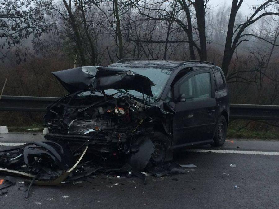 Dve vážne nehody pri Žiline, foto 2