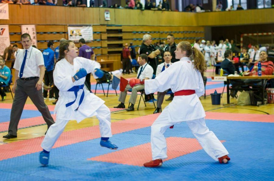 Budapešť Tatami Cup a Majstrovstvá SR kadetov a juniorov v karate., foto 3