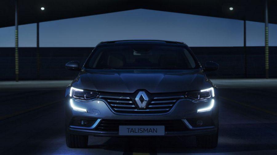 Nový Renault Talisman v Žiline na Košickej ulici, foto 1