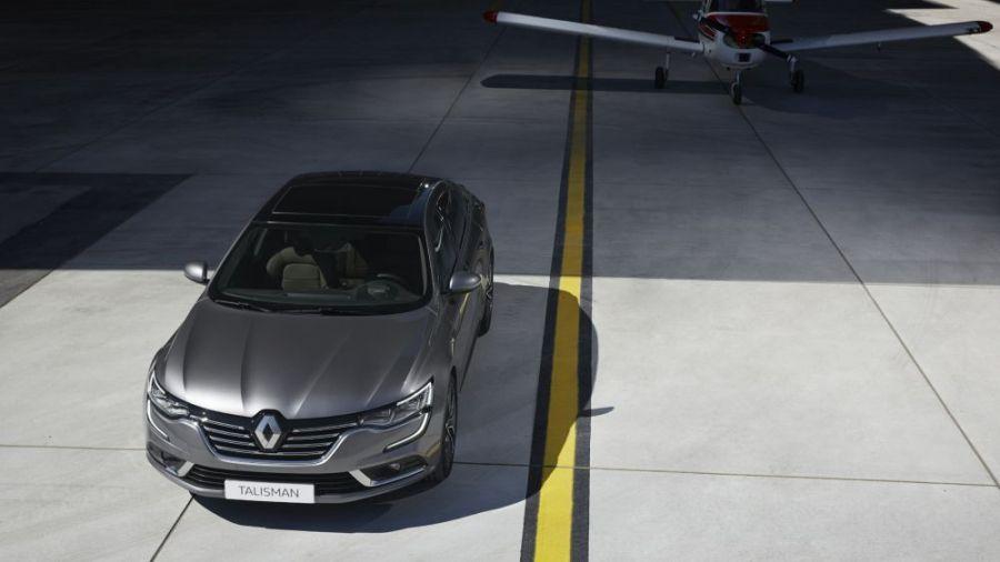 Nový Renault Talisman v Žiline na Košickej ulici, foto 3
