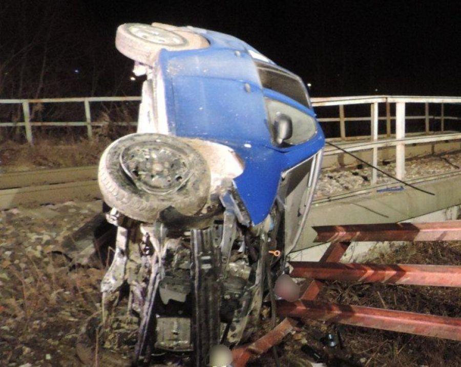 Dopravná nehoda v Čadci - 15.12.2015, foto 1