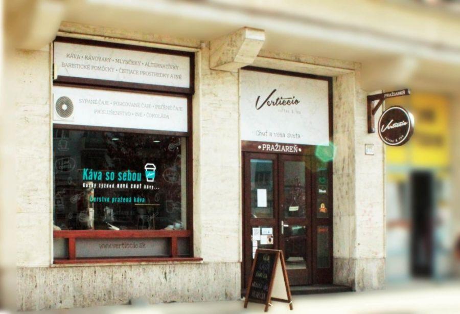 Verticcio Žilina - pražiareň a kaviareň na Bulvári, foto 9