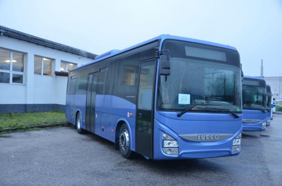 Nové autobusy SAD Žilina, foto 2