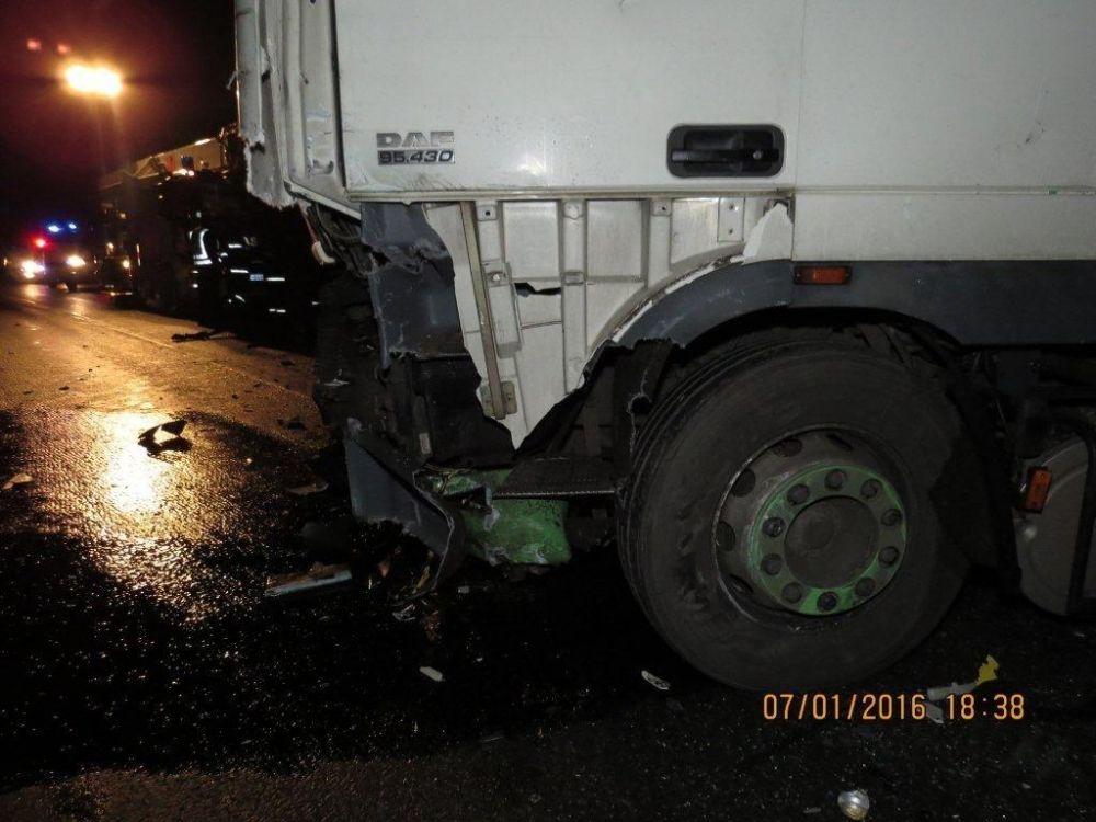 Tragická dopravná nehoda pri Makove - 7.1.2016, foto 6