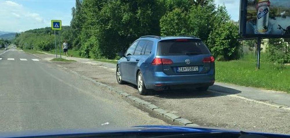 Mobilné radary v meste Žilina, foto 3