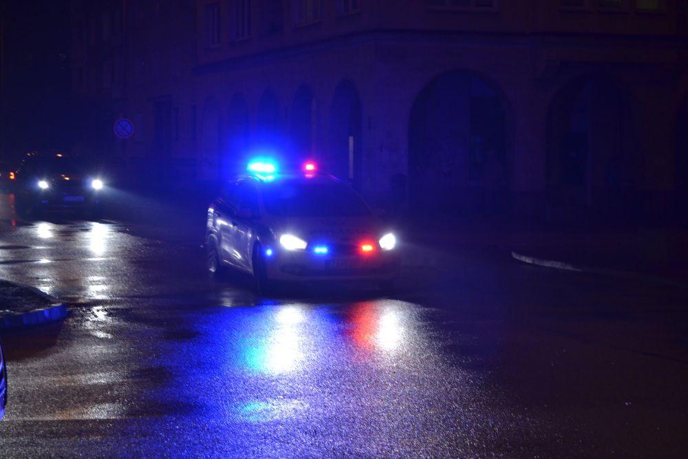 Dopravná nehoda na križovatke Bernolákova - Fándlyho - 28.1.2016, foto 2