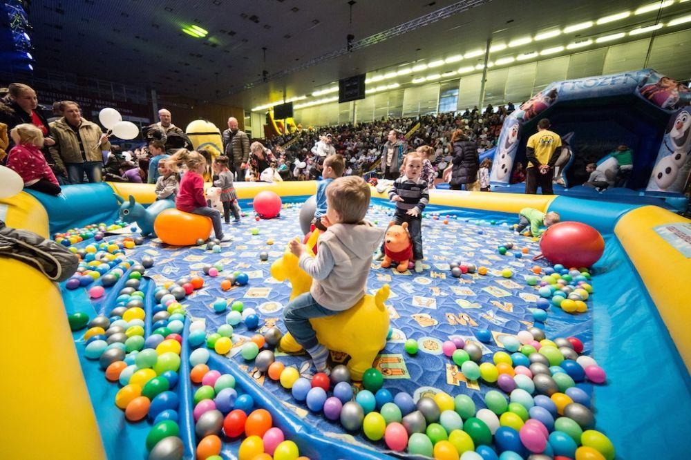 Zábavné podujatie pre rodiny s deťmi už 7.februára v Tenisovom klube, foto 2