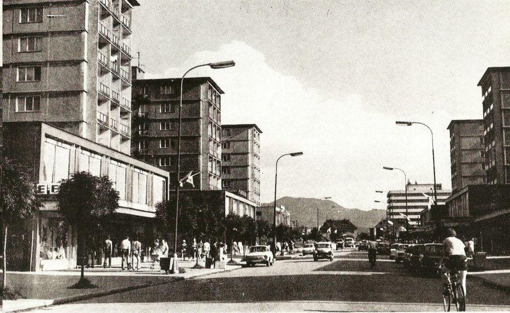 Sídlisko Hliny - história, foto 2