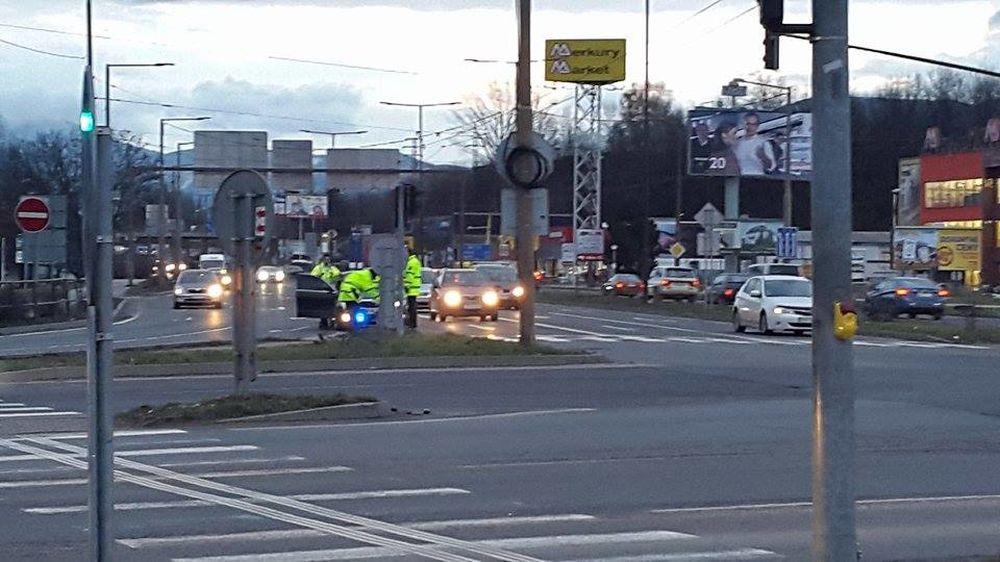 Na cestách prebieha spoločný výkon služby policajtov zo Žiliny a Čadce, foto 2