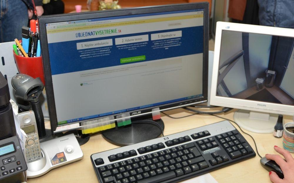 Žilinský kraj objednávanie cez internet u lekára a v ambulancii, foto 2