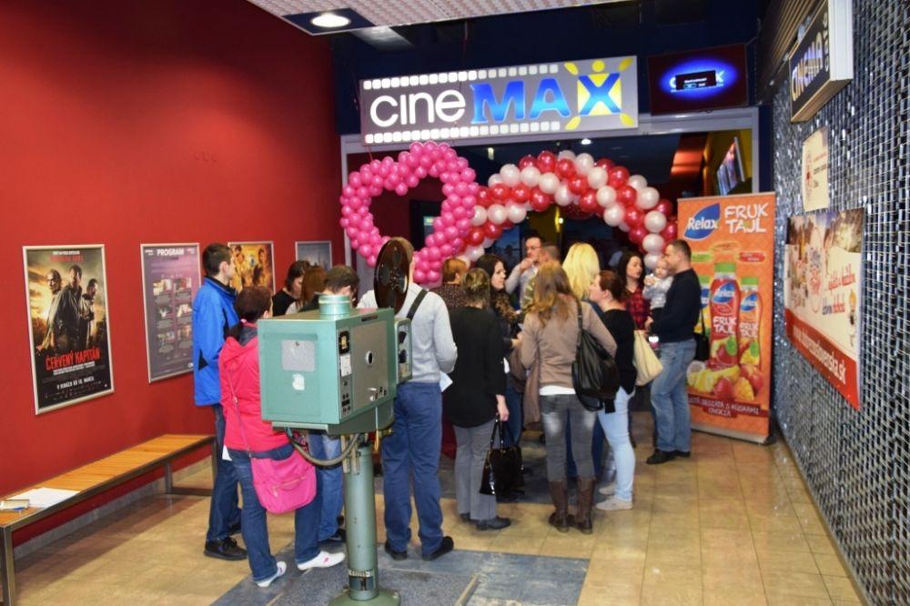 Valentínskej kvapky krvi v ZOC Max sa zúčastnilo 65 darcov, foto 3