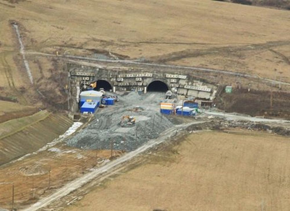 Ako pokračuje výstavba tunelov? Pozrite si údaje aj s fotografiami , foto 3
