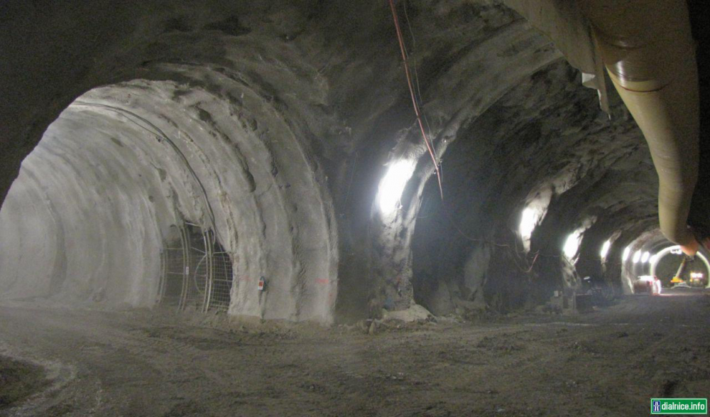 Ako pokračuje výstavba tunelov? Pozrite si údaje aj s fotografiami , foto 8