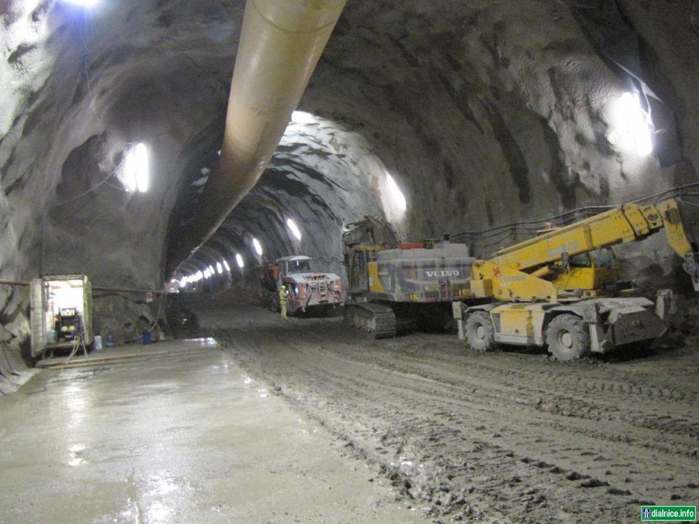 Ako pokračuje výstavba tunelov? Pozrite si údaje aj s fotografiami , foto 9