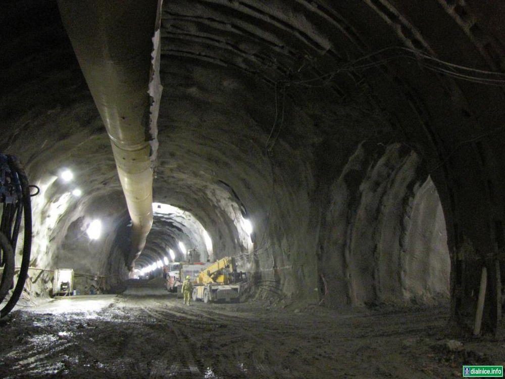 Ako pokračuje výstavba tunelov? Pozrite si údaje aj s fotografiami , foto 10