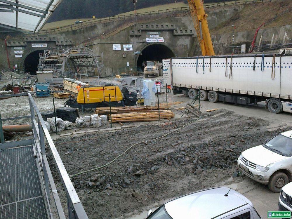 Ako pokračuje výstavba tunelov? Pozrite si údaje aj s fotografiami , foto 11