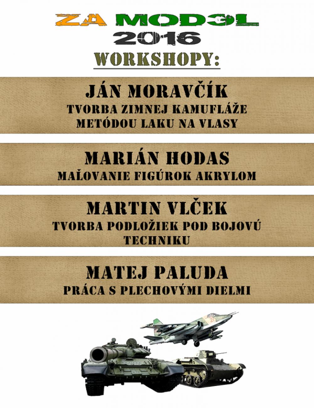 Pozvánka na 1. ročník výstavy a súťaže plastikových a papierových modelov, foto 3