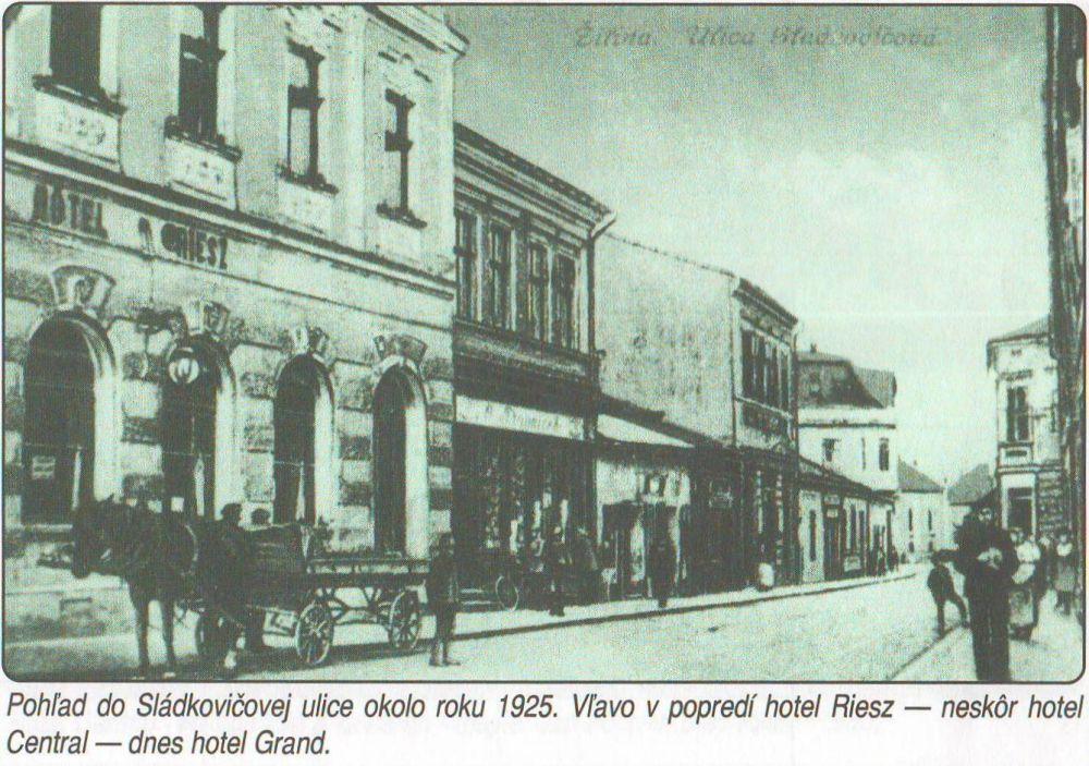 Historické fotografie mesta - 17.časť, foto 1
