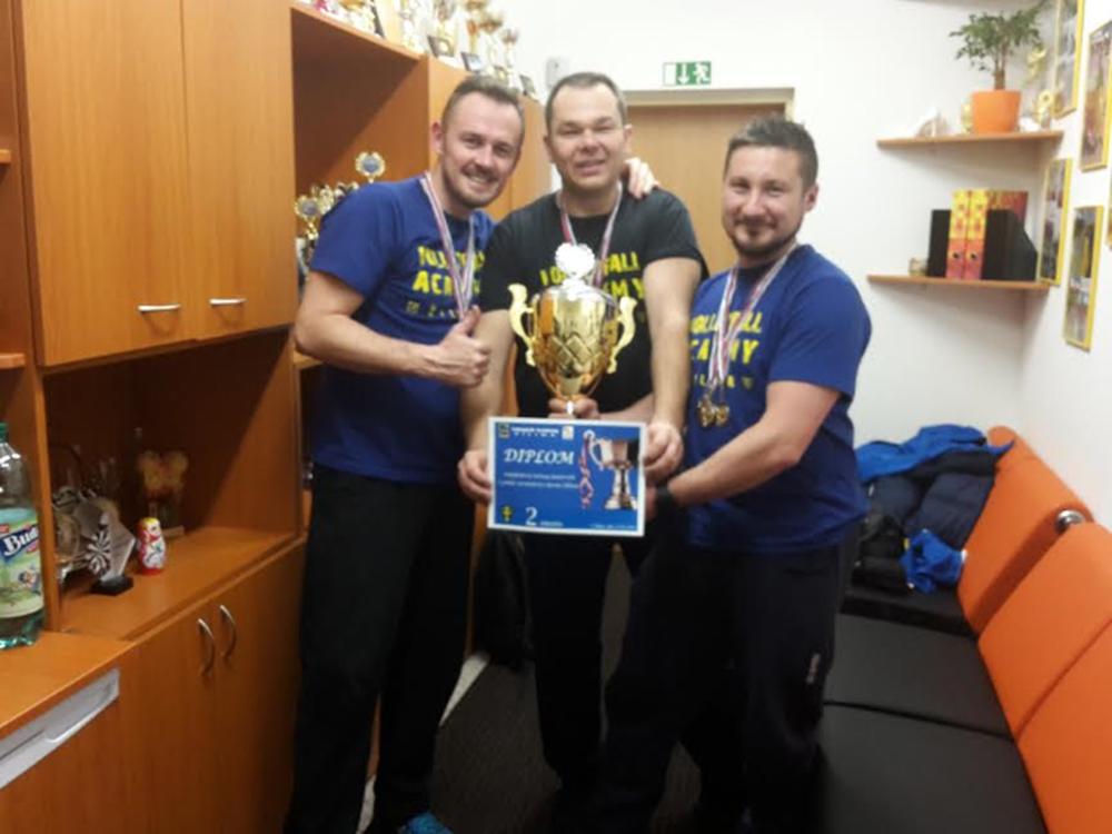 Volleyball Academy CVČ Žilina skončili na 2.mieste, foto 1