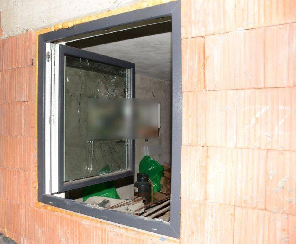 Žilinčan vykrádal domy v obci Dolný Hričov, foto 1
