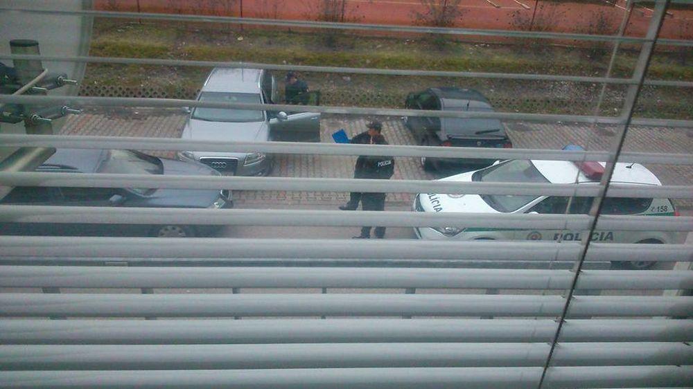 Vypátrané Audi A6 odcudzené v Liptovskom Mikuláši, foto 1