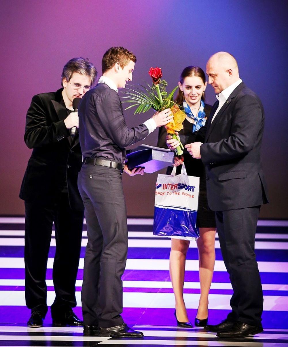 Najúspešnejší športovci mesta Žilina za rok 2015, foto 1