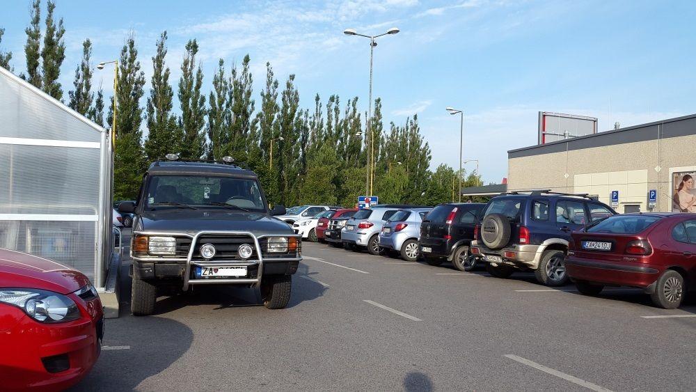 Parkovanie pri ŽILPO, Kaufland, Vlčince, foto 2