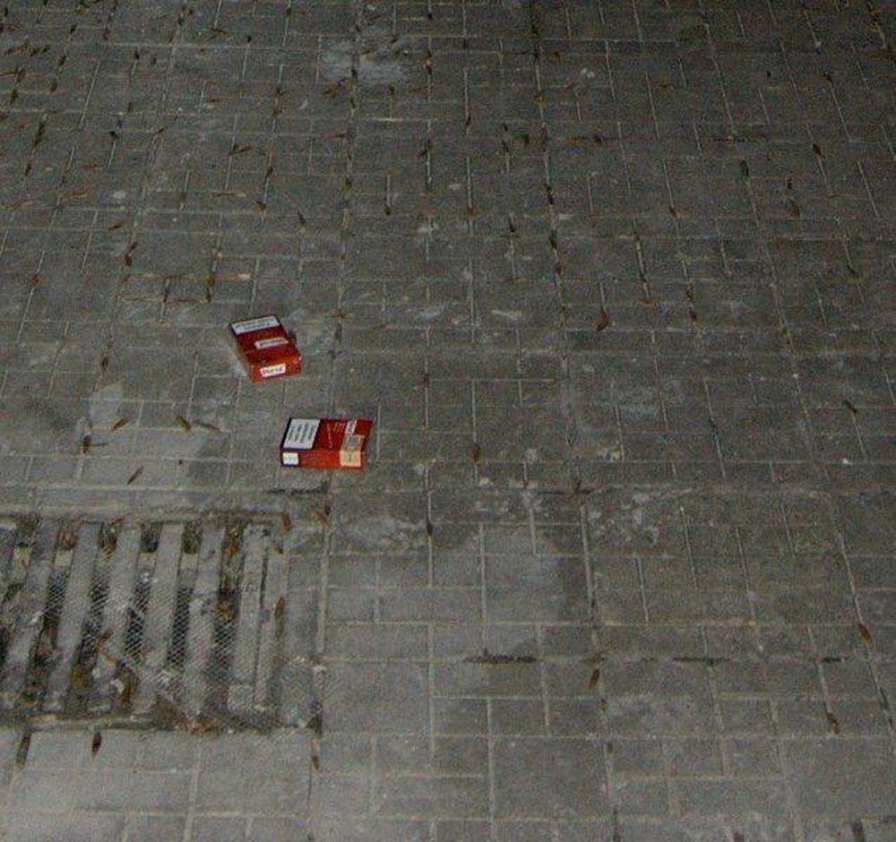 38-ročný Žilinčan sa vlámal do krčmy a ukradol balíčky cigariet, foto 2